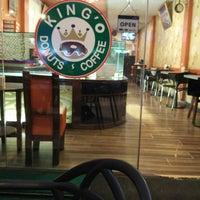 Photo taken at King' O donuts n coffee by Eka E. on 2/12/2018