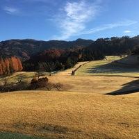 Photo taken at 秩父国際カントリークラブ by Akihiko K. on 12/1/2017