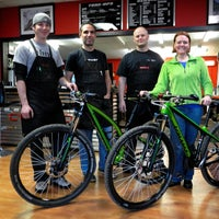 Photo taken at LTD Cycleworx by Shawn A. on 1/22/2013