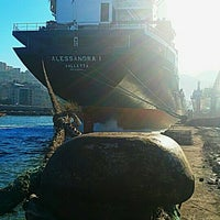 Photo taken at Palamar Deniz Servisi by Selman A. on 10/29/2015
