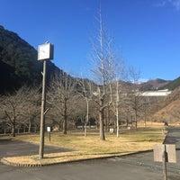 Photo taken at 松田川ダム by kazu h. on 12/23/2016