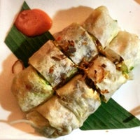 Photo taken at Jackie M Malaysian Cuisine by The Very Hungry Katerpilla on 5/17/2013