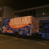 Foto tomada en Merodeando Bistro Truck por alex h. el 3/31/2014