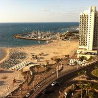 Photo taken at Sheraton Tel Aviv Hotel by Nir H. on 9/14/2012