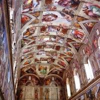 Photo taken at Sistine Chapel by Suraj 🙇🏽 on 6/20/2013