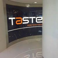 Photo taken at TASTE by Ivan L. on 4/24/2013