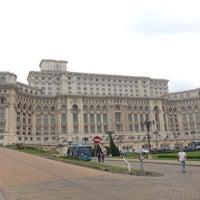 Photo taken at Palatul Parlamentului by Ivan L. on 5/24/2013