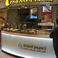 Photo taken at Beard Papa's by Ivan L. on 1/7/2017