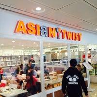 Photo taken at Asian Twist by Ivan L. on 12/24/2013