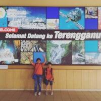 Photo taken at Hotel Sentral Kuala Terengganu by DAR 75 on 3/20/2016