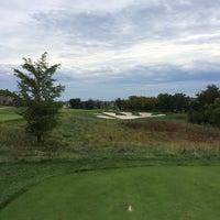 Photo taken at Creekmore Golf Club by CJ R. on 9/24/2014