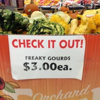 Photo taken at Schnucks by Reid B. on 10/24/2012