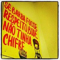 Photo taken at Fiteiro da Praia by Thales B. on 11/18/2012