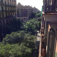 Photo taken at Carrer Del Bruc by Nader S. on 5/8/2014
