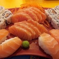 Photo taken at SushiLoko by Rafael R. on 12/13/2012