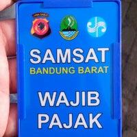 Photo taken at Samsat Bandung Barat by eki s. on 6/7/2013