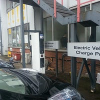 Photo taken at wessex nissan CHAdeMO rapid charger by Nigel J. on 4/14/2013