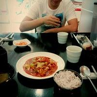 Photo taken at Won Korean by Renelle F. on 8/17/2015