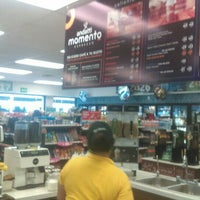 Photo taken at OXXO by Raul S. on 4/6/2016
