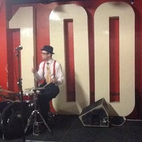 Photo taken at 100 Club by Steven C. on 4/8/2013
