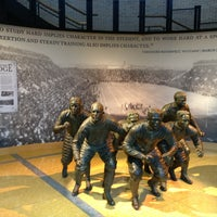 Photo taken at NCAA Hall of Champions by Heath W. on 3/1/2013