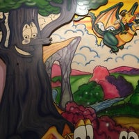 Photo taken at Mellow Mushroom by Heath W. on 4/7/2016