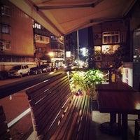 Photo taken at Libero Coffee & Bar by Ophelia Y. on 4/10/2013