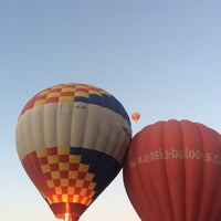 Photo taken at Luxor Balloon by Izzat M. on 9/25/2017