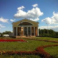 Photo taken at Площадь Кирова by antibot on 8/17/2013