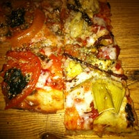 Photo taken at Ben Gurion Pizzeria by Ben A. on 3/7/2013