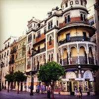Foto tomada en Sevilla Centro Histórico por Rane M. el 6/27/2013
