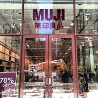 Photo taken at MUJI by Fauzee N. on 2/9/2013