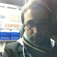 Photo taken at Copec by Giorgio I. on 5/10/2013