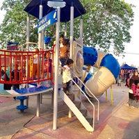 Photo taken at Playground Pantai Teluk Ketapang by Aliff A. on 3/22/2017