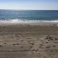 Photo taken at Playa Puerto Rey by Manu M. on 7/8/2017