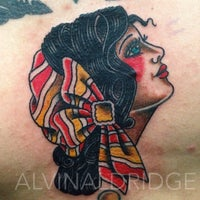 Photo taken at Fine Tattoo Work (FTW) by Fine T. on 2/15/2014