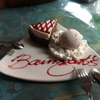 Photo taken at Baumgart's Cafe by Jenny L. on 6/8/2013