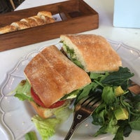Photo taken at Boulangerie 41 by Iris H. on 5/25/2016