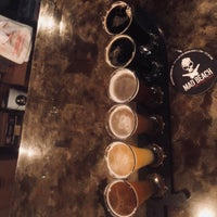 Photo taken at Mad Beach Craft Brewing Company by Jason R. on 10/30/2017