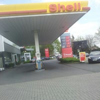 Photo taken at Shell AB Ost by Bjorn Raymond D. on 4/9/2014