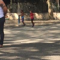 Photo taken at Anibal Alvarez Playground by Vianca on 7/20/2016