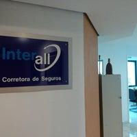 Photo taken at Interall Corretora de Seguros by Flavia A. on 2/28/2013