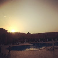 Photo taken at Hotal riad Mogador agdal by Naoufal B. on 6/15/2014