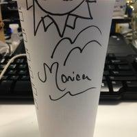 Photo taken at Starbucks by Monica F. on 7/2/2013