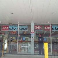 Photo taken at Drogaria São Paulo by Dante C. on 2/13/2013