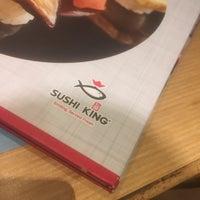 Photo taken at Sushi King by Faez N. on 3/26/2018