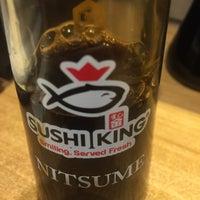 Photo taken at Sushi King by Faez N. on 1/7/2018