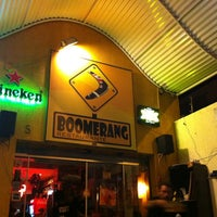 Photo taken at Boomerang by Luciano M. on 1/12/2013