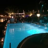 Photo taken at Zona VIP - K Urban Beach by Noa V. on 9/11/2016