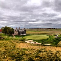Photo taken at Erin Hills Golf Course by Brooks F. on 10/7/2012